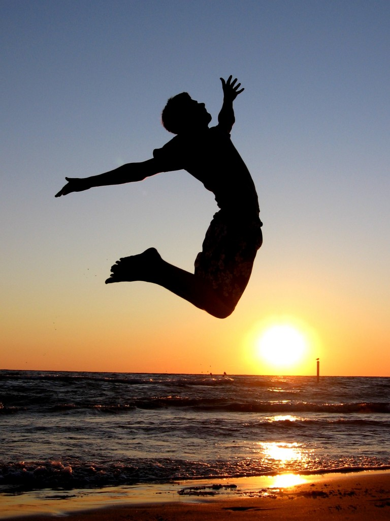 Boundless Strength, Eternal Joy