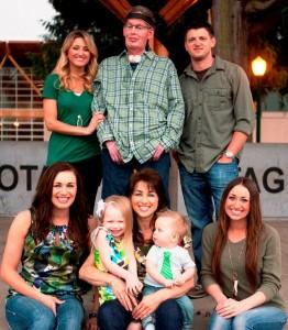 scott Brodie and Family