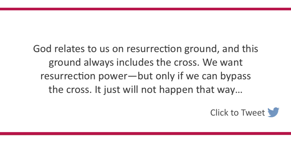 Resurrection Ground