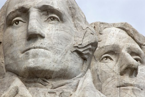 George Washington_Rushmore