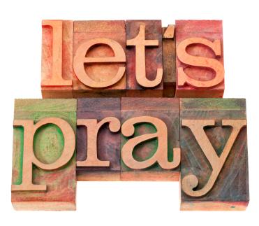 Posts on Prayer and Praying for America