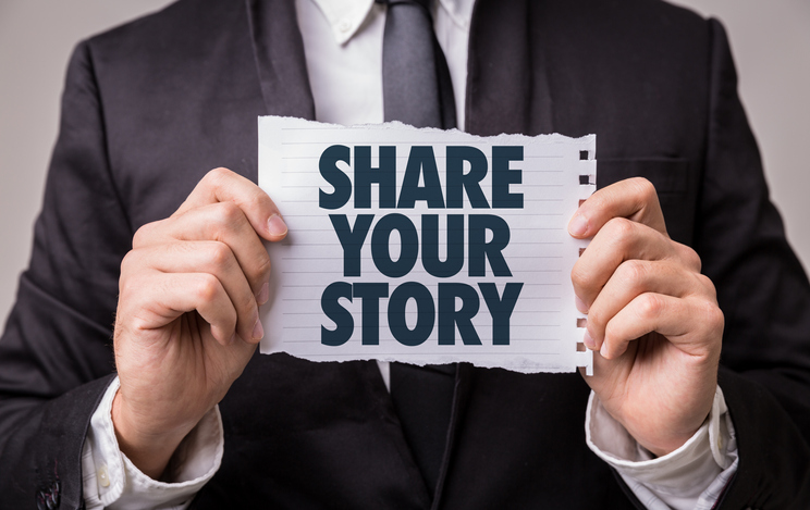 Share Your Story and Give God Praise