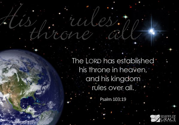 Gods sovereign rule