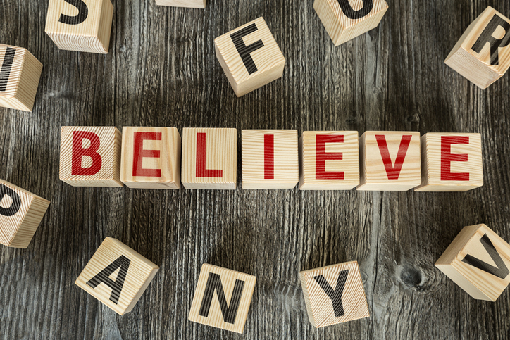 It's Not Too Hard for God: Believe Again