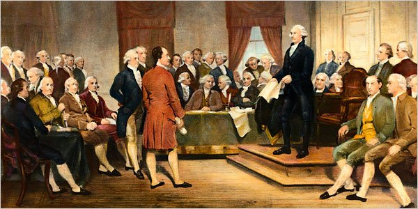 A report card from our Founding Fathers