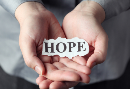 Depression: There is Hope and Joy in God