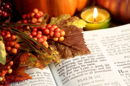 Daily Thanksgiving: A Sacrifice of Praise