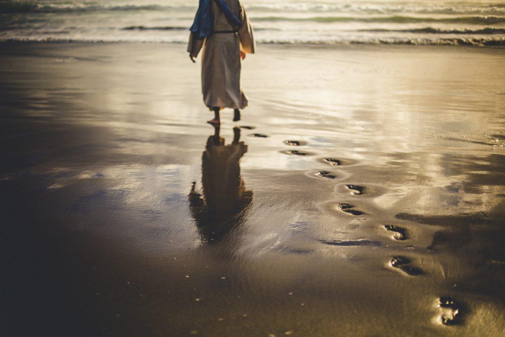 Jesus Footsteps