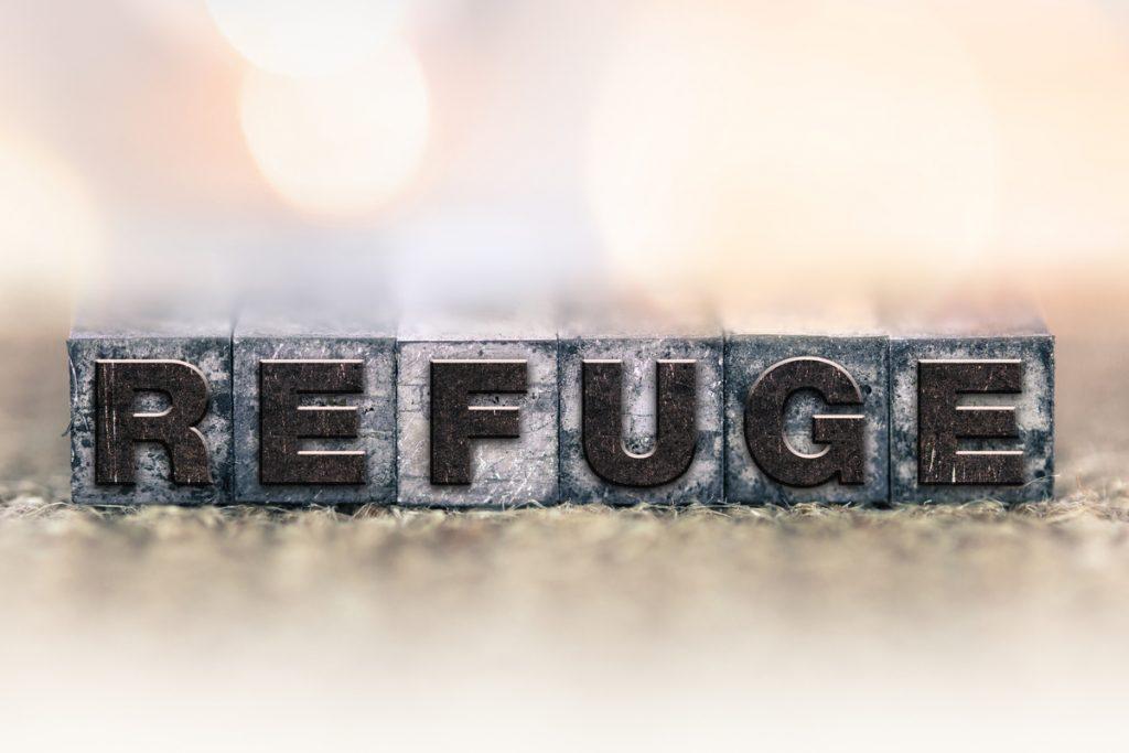 taking-refuge