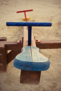 a see-saw